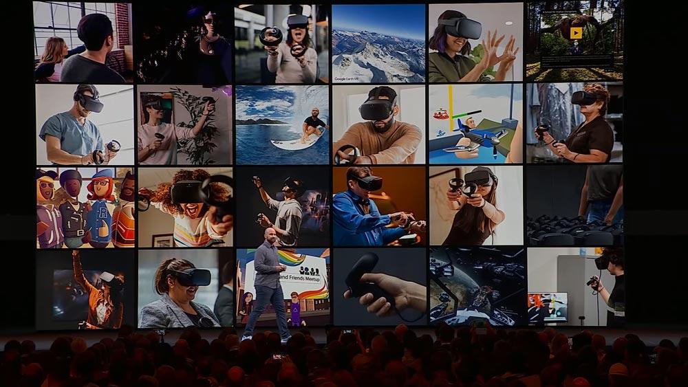 """Oculus laut Facebooks XR-Chef """"nur ein Teil"""" der VR/AR-Strategie"""