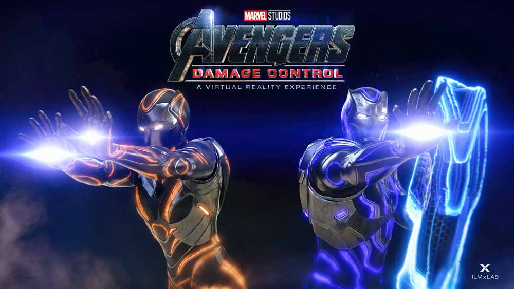 Avengers VR: Neue VR-Erfahrung kommt in Highend-Arcade