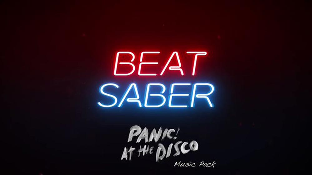 "Beat Saber: ""Panic! At The Disco"" - neue Songs gehen an den Start"