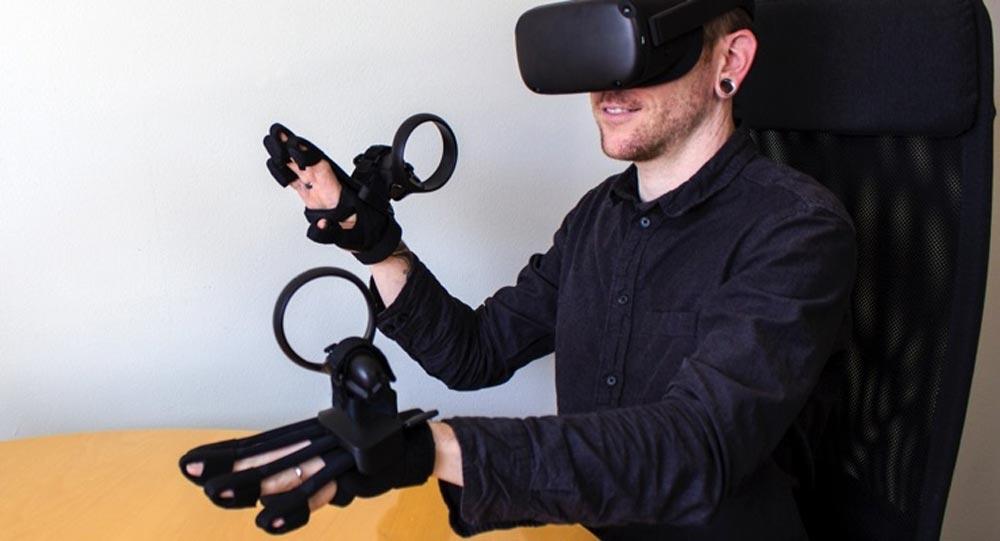 Der Hersteller Bebop Sensors brint laut eigenen Angaben den ersten Haptik-Handschuh für Oculus Quest auf den Markt.
