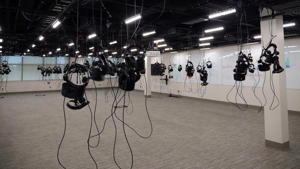 100 VR-Brillen in einem Labor: An dieser Uni wollt ihr gerne studieren