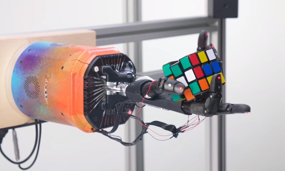 OpenAI Roboterhand