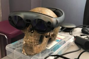 | magic leap shakespeare totenkopf