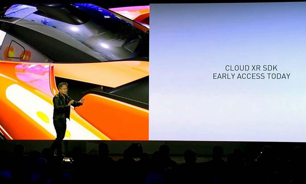 Nvidia CloudXR: SteamVR-Streaming über 5G angekündigt