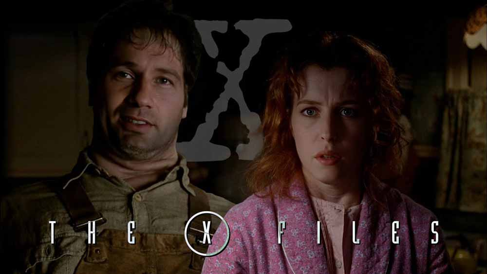 Akte X Deepfake: Wenn der Mulder mit der Scully ...