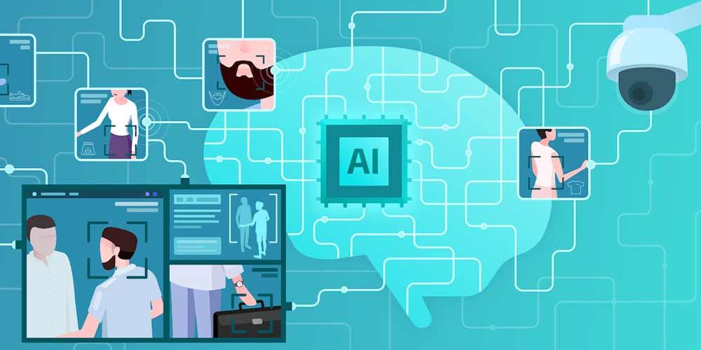 Anstatt Gesicher identifiziert Traces AI Kleidung, Bärte oder die Körperform mit KI-gestützten Kameras. Bild: Traces AI