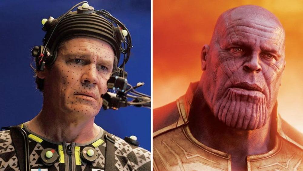 | Avengers Thanos wird durch KI lebendig