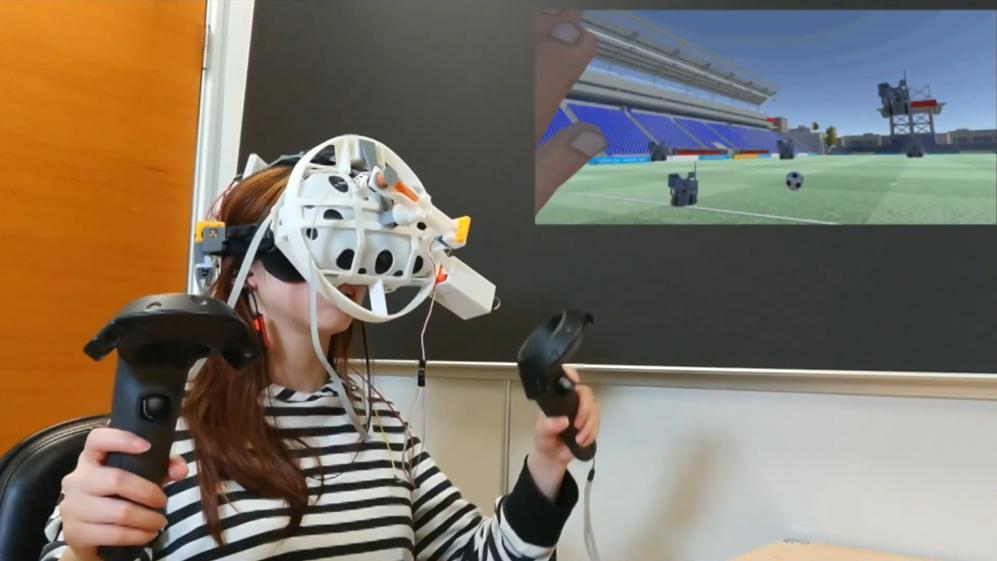 ElastImpakt in die Fresse VR Haptik