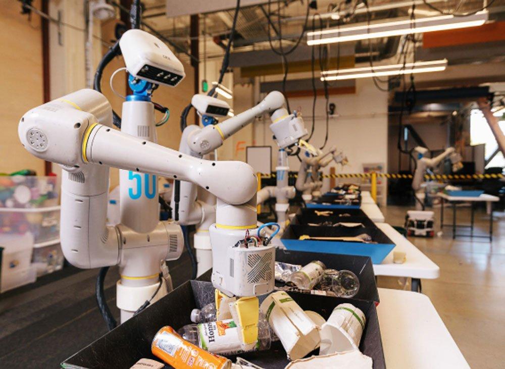 Mit diesem Projekt will Google Alltagsroboter ermöglichen