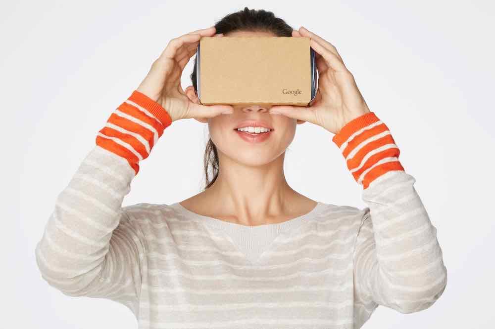 Auf das Ende von Daydream View folgt Google Cardboard. Die Pappbrille wird zum Open-Source-Projekt.