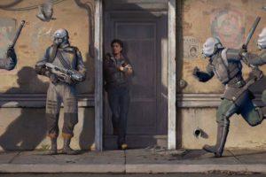 half-life: alyx | Half Life Alyx Artworks Nr 1