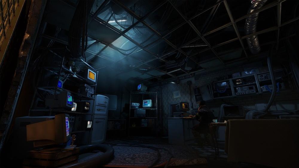 Russels Unterschlupf in Half-Life: Alyx