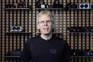 Oculus-Technikchef John Carmack erhielt einen Spezialpreis der VR Awards für sein VR-Lebenswerk.
