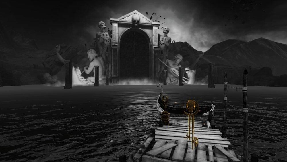 Journey for Elysium nimmt euch mit auf eine Reise durch die Unterwelt der griechischen Mythologie.