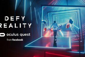 PSVR, Oculus Quest und Oculus Rift S: Sony und Facebook rühren mit neuen Trailern die Werbetrommel.