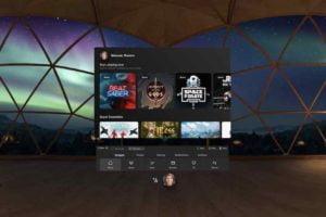 Update 11.0 bringt neue Startumgebungen. Das Oculus Link-Update lässt noch auf sich warten.