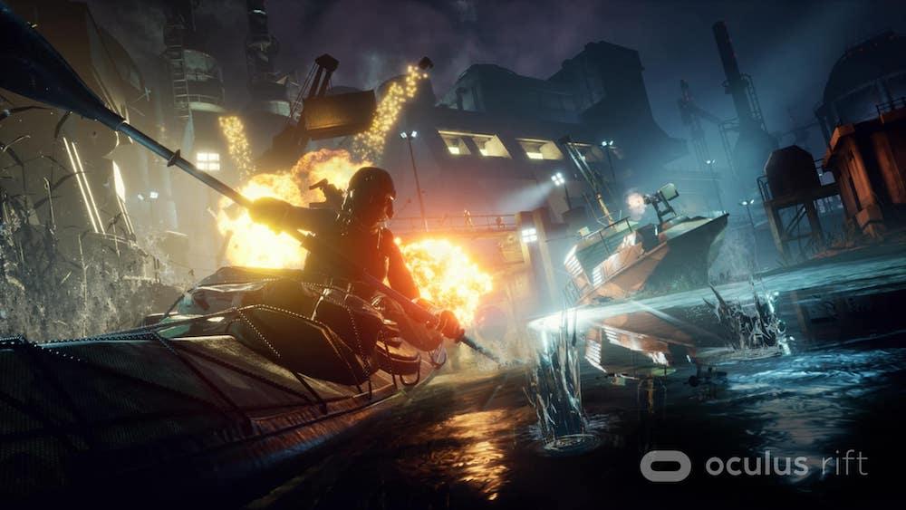 Oculus zeigt einen Trailer und Screenshots aus der Rift-Version von Phantom: Covert Ops.