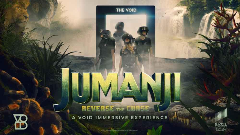 "The Void: ""Jumanji: Reverse the Curse"" angekündigt"