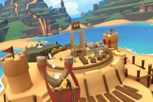 Angry Birds VR bekommt einen Level-Editor