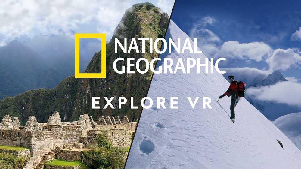 "Oculus Quest: Erforscht Machu Picchu mit National Geographic ""Explore VR"""