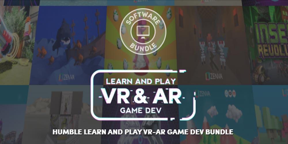 Spielend AR- und VR-Entwickler werden mit neuem Humble Bundle