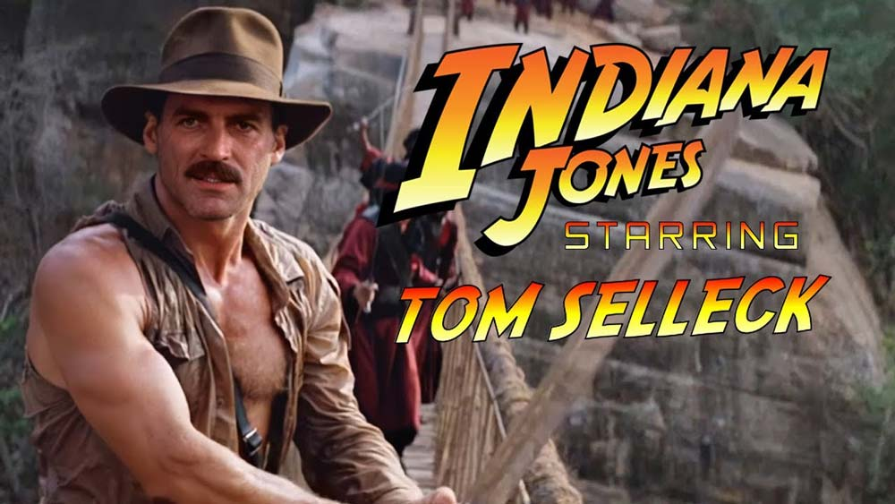 Deepfake-Hollywood: Tom Selleck als Indiana Jones und DiCaprio in Star Wars