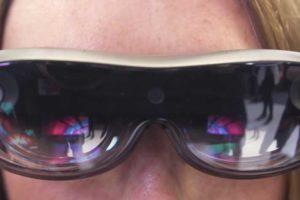 Schlank und schmal: Lenovo zeigt neue AR-Brille für den PC
