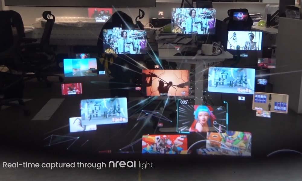 AR-Brille Nreal Light: Vorbestellungen starten, Versand ab Dezember