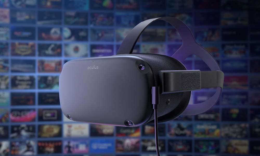 Oculus Link: Bildqualität-Upgrade möglich und extralange Kabel