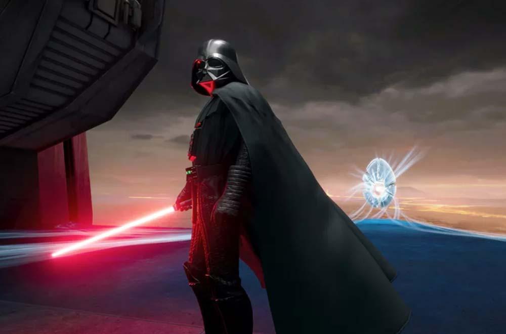 Ob Vader weitermachten darf in VR? Bild: Disney