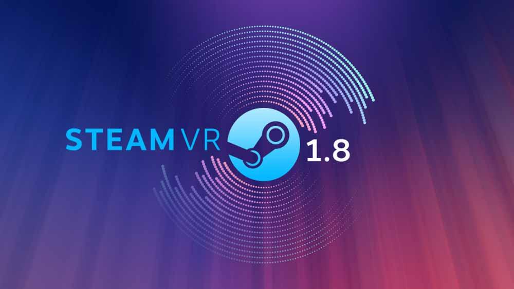 In SteamVR 1.8 gibt's eine Verbesserung, die schon lange überfällig war.