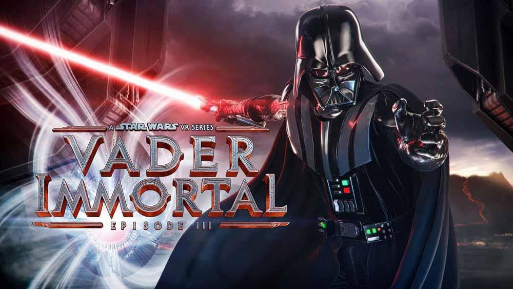 """Im dritten und letzten Teil der Star Wars VR-Serie """"Vader Immortal"""" für Oculus-Brillen geht's gegen den schwarzen Teufel persönlich."""