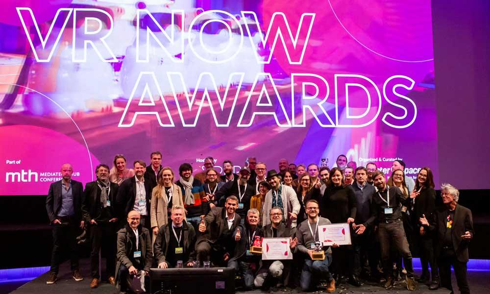 VR Now Awards 2019: Das sind die Gewinner