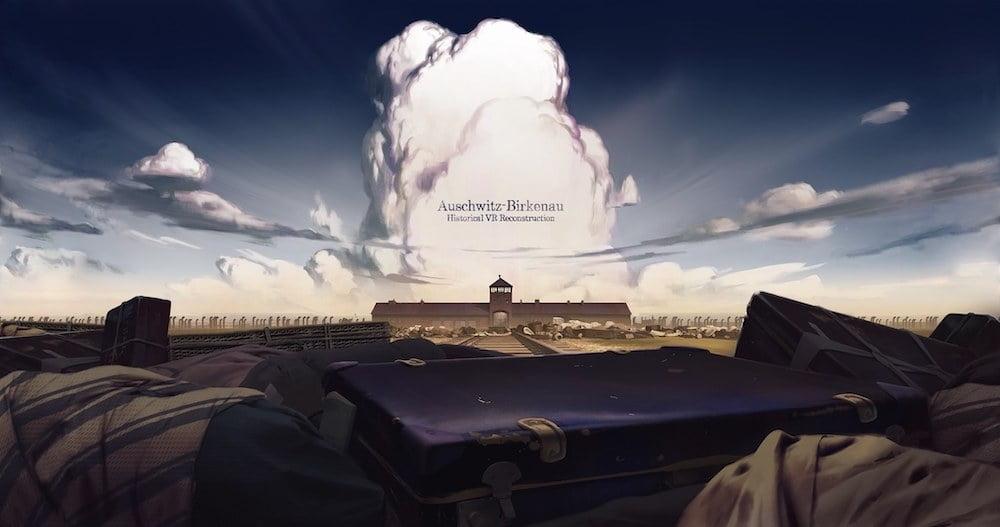 In Auschwitz VR soll man das Lager im architektonischen Ursprungszustand erkunden können.