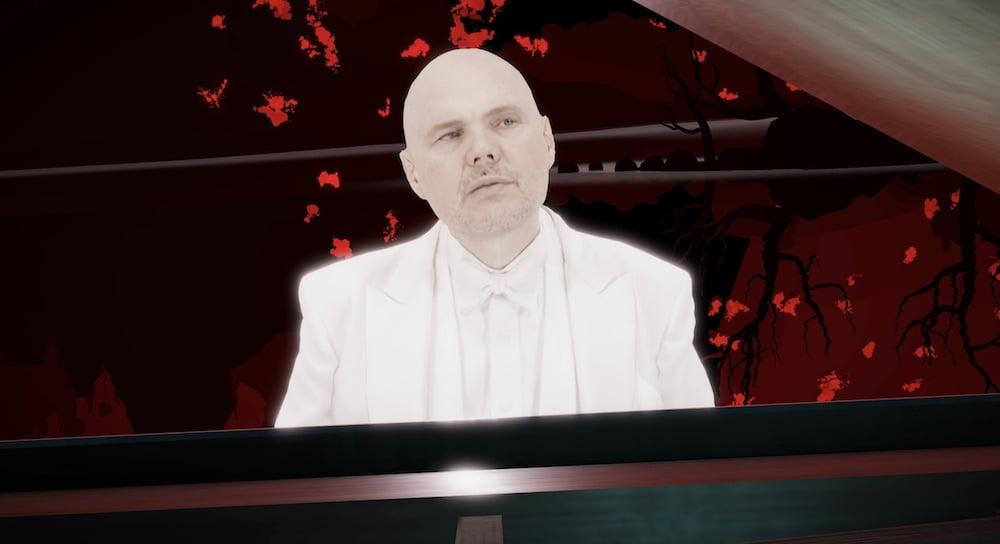 In Aeronaut kann man dem Smashing-Pumpkins-Frontmann Billy Corgan über die Schulter schauen.
