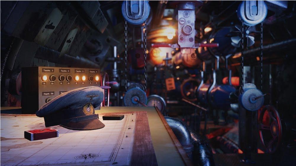 | Das Boot VR Hologate 2