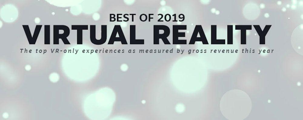 Erfolgreichste PC-VR-Spiele 2019 auf Steam: Bestenlisten veröffentlicht