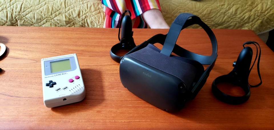 | Game Boy Oculus Quest