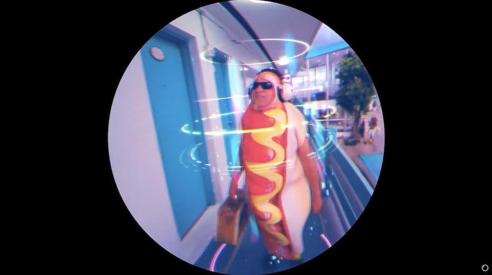 Snap zeigt trippigen Spectacles-Film und Gucci-Edition