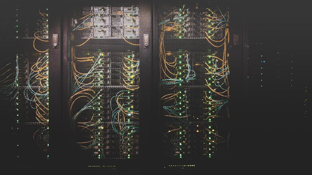 | Serverraum unspl