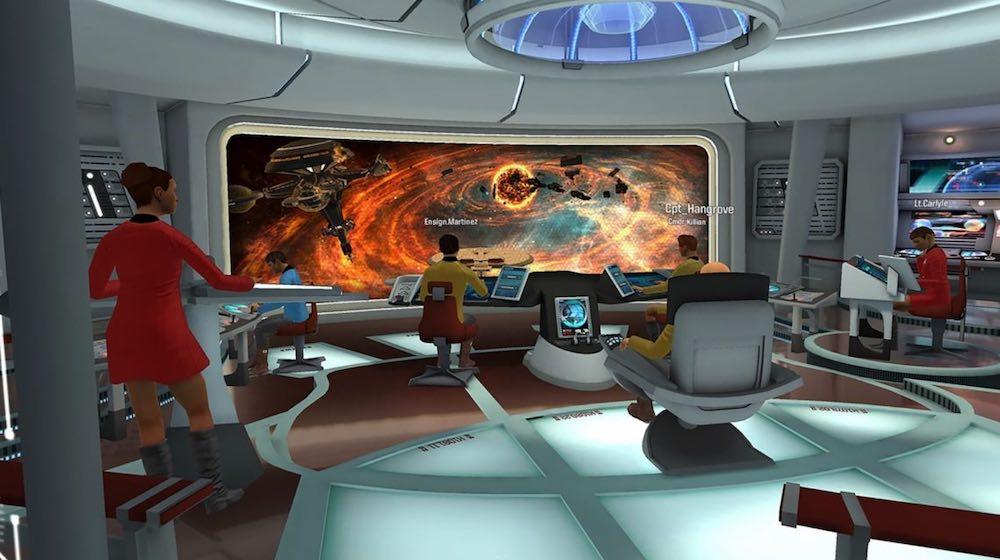 """Oculus Quest: Koop-Teamspiel """"Star Trek: Bridge Crew"""" erschienen"""