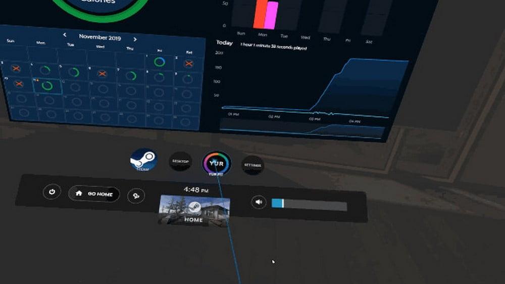 Diese Gratis-VR-App zählt, wie viele Kalorien ihr in VR verbrennt