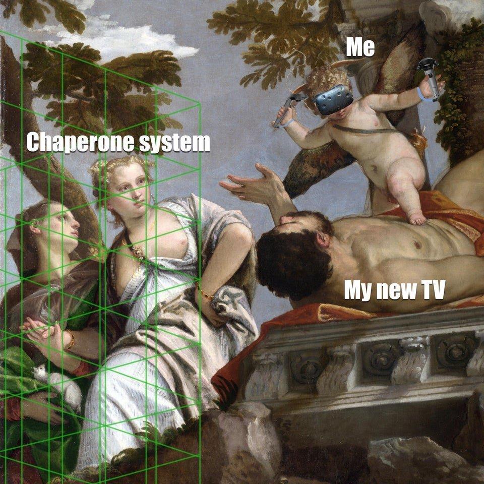   VR Fernseher
