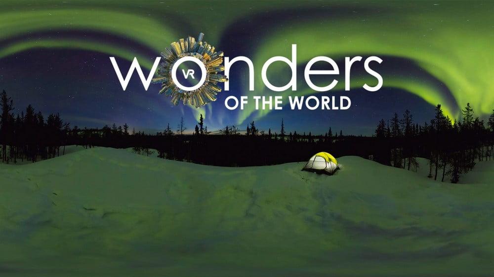 Wunder der Welt VR Aurora Borealis Teaser-Bild