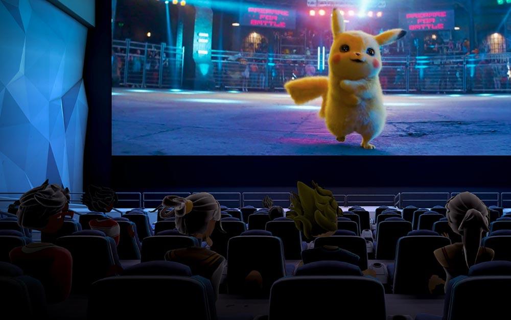 Ins Kino gehen ist für viele Menschen ein soziales Ereignis - das sich gut in VR abbilden lässt. Das jedenfalls hoffen die Entwickler der Social-VR-App Bigscreen.