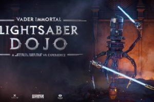 Star Wars: Vader Immortal Lichtschwert-Kämpfe kommen in VR-Arcades