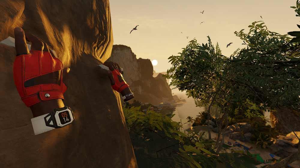The Climb für Oculus Quest ab sofort verfügbar