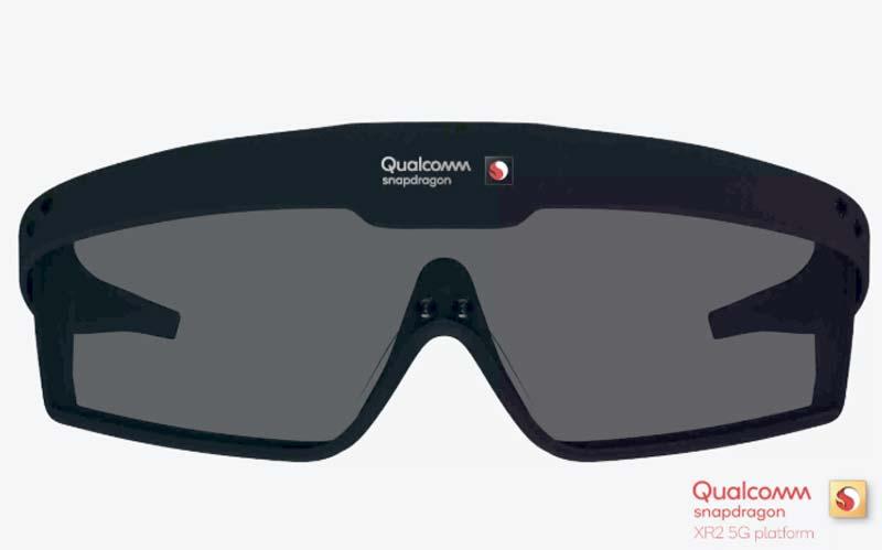 Qualcomms und Niantics Vision für eine schlanke 5G-XR-Brille. Wird mehr daraus als ein Konzept? | Bild: Qualcomm