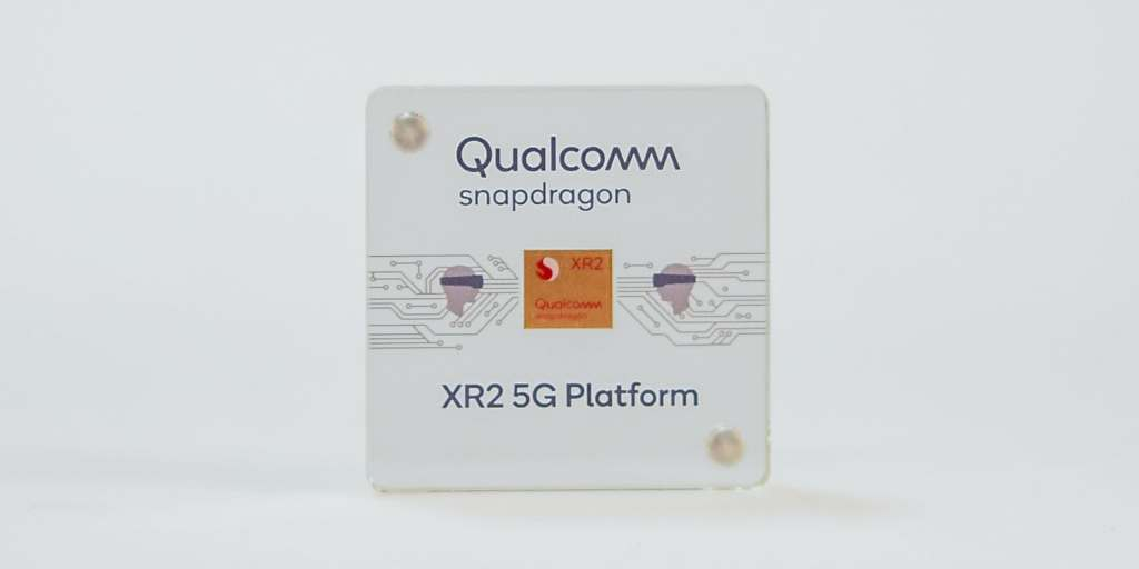 Qualcomms XR2-Chip soll die nächste Generation autarker XR-Brillen antreiben. 5G ist optional. Bild: Qualcomm