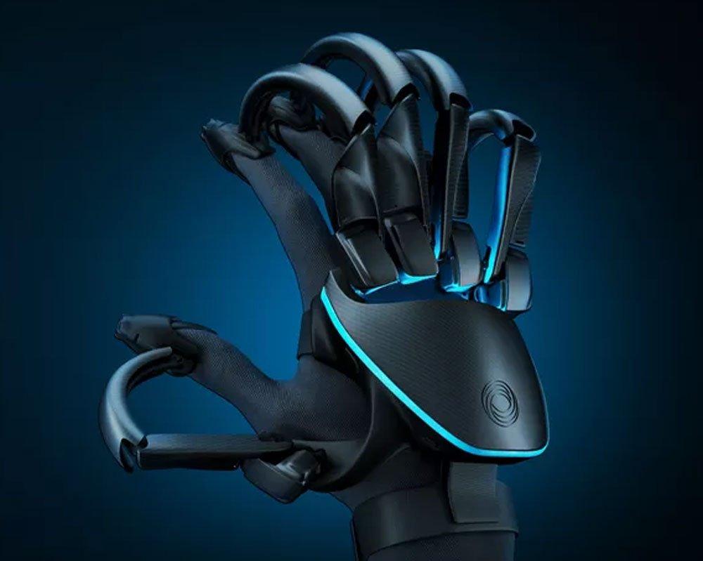 Der Teslasuit Glove wird im Januar auf der Computerfachmesse CES enthüllt.